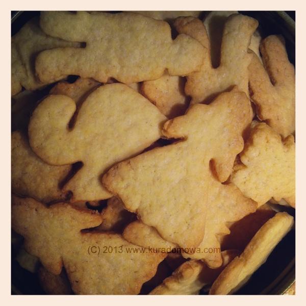 Przepis na kruche ciasteczka a'la Nigella